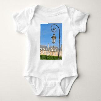 Place des Vosges in Paris, France Baby Bodysuit