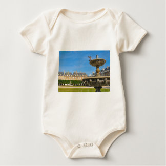 Place des Vosges in Paris, France Baby Bodysuit