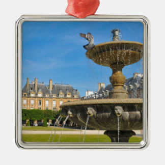 Place des Vosges in Paris, France Christmas Ornament