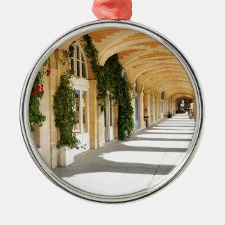 Place des Vosges in Paris, France Christmas Ornament