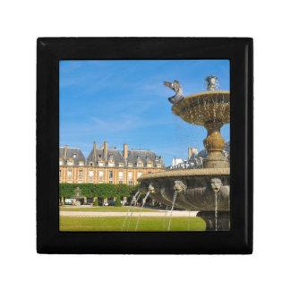 Place des Vosges in Paris, France Gift Box