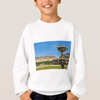 Place des Vosges in Paris, France Sweatshirt