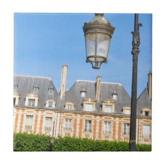 Place des Vosges in Paris, France Tile