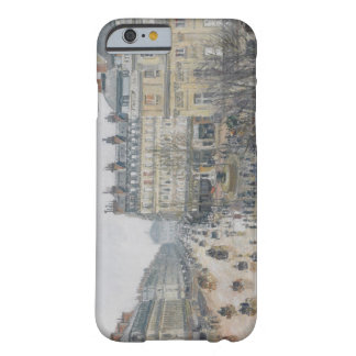 Place du Theatre Francais, Paris: Rain, 1898 Barely There iPhone 6 Case