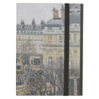 Place du Theatre Francais, Paris: Rain, 1898 Cover For iPad Air
