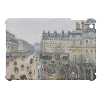 Place du Theatre Francais, Paris: Rain, 1898 iPad Mini Case
