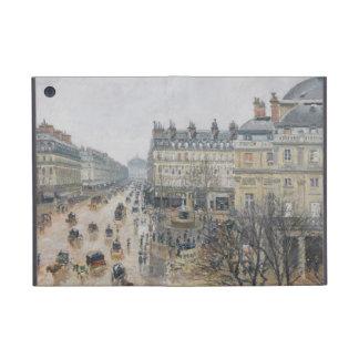 Place du Theatre Francais, Paris: Rain, 1898 iPad Mini Cases