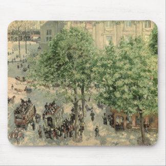 Place du Theatre-Francais, Spring, 1898 Mouse Mat