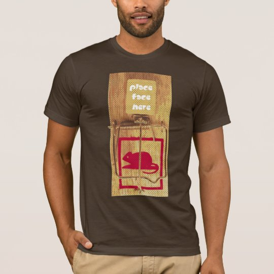 Place Face Here T-Shirt