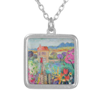 Place in the Country 2014 Silver Plated Necklace