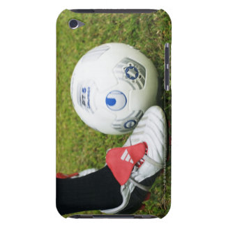 Place kick iPod touch cover