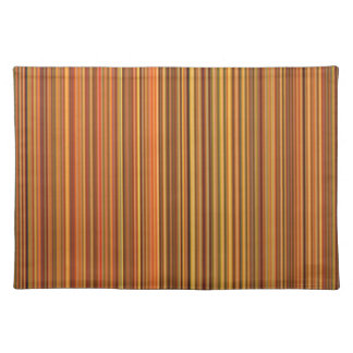 PLACE MAT - REDDY BROWN WEAVE EFFECT