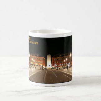 Place Mazzena, Nice Basic White Mug