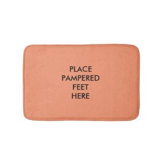 Place Pampered Feet Here Bath Mats