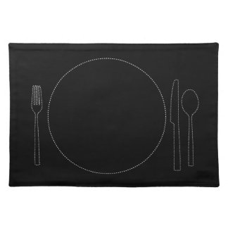 Place Setting Placemat