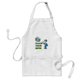 Place Your Bets Standard Apron
