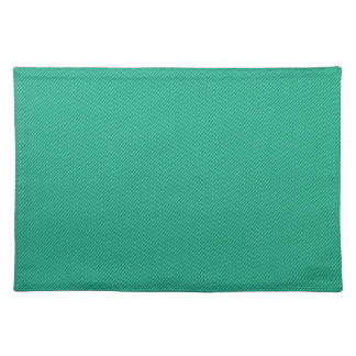 PLACEMAT - DOTTED GREEN DESIGN