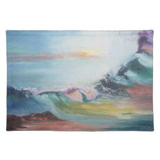 Placemat - Ocean Wave