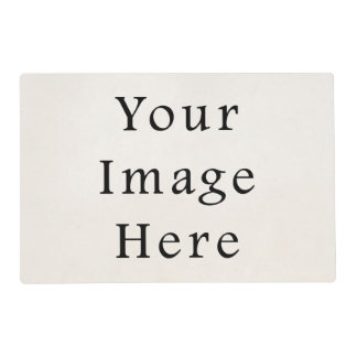 Placemat Personalized Laminated Placemats Template Laminated Placemat