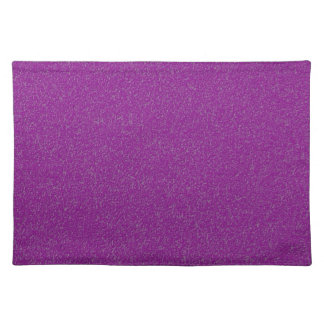 PLACEMAT - STIPPLED PURPLE