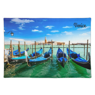 Placemats  Venice Italy