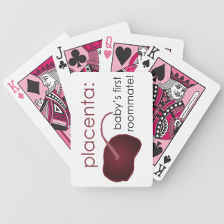 Placenta cards