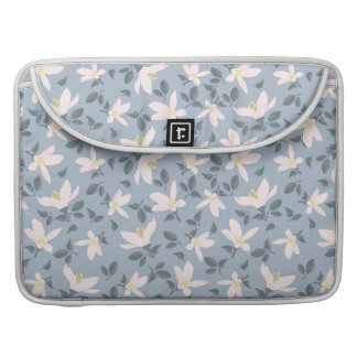 "Placer of flowers  Rickshaw Macbook Pro 15"" Sleeve"