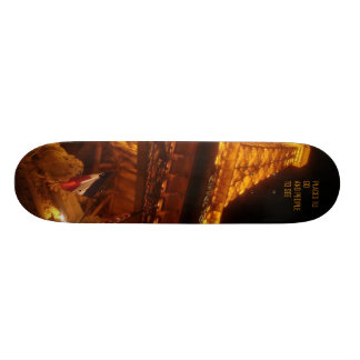 Places to Go Skate Board Decks