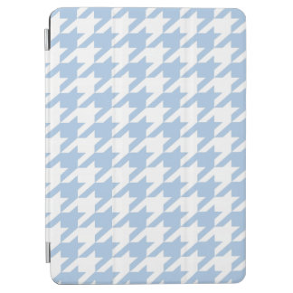 Placid Blue Moods Houndstooth iPad Air Cover
