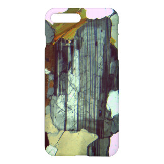 Plagioclase in Thin Section Mineralogy iPhone 7 Plus Case