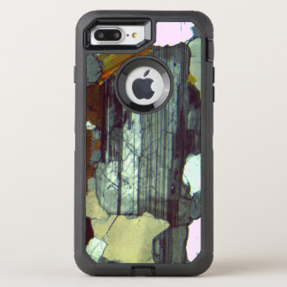 Plagioclase in Thin Section OtterBox Defender iPhone 7 Plus Case