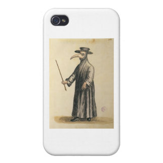 plague-doctor-2 iPhone 4 covers