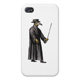 plague-doctor-3 iPhone 4 covers