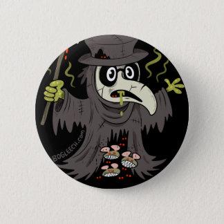 Plague Doctor Button