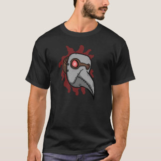 Plague Doctor Mask T-Shirt