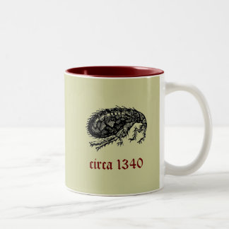 Plague II Two-Tone Coffee Mug