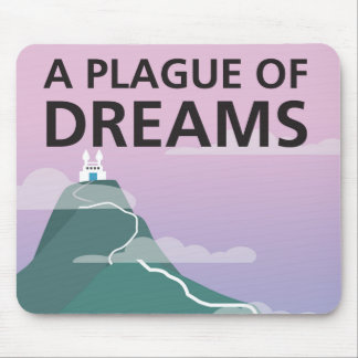 Plague of Dreams mousepad