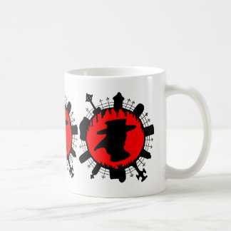 Plague Pendant Mug