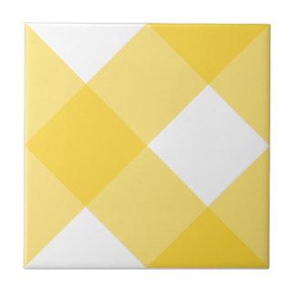 Plaid 1 Freesia Ceramic Tiles