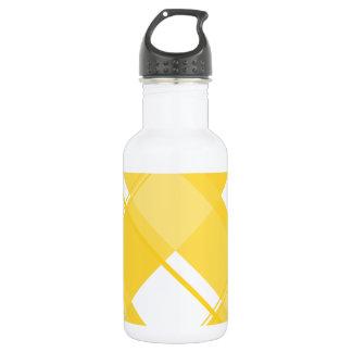 Plaid 3 Freesia 532 Ml Water Bottle