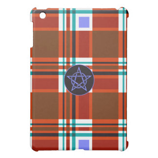 Plaid Abstract 10 Cover For The iPad Mini