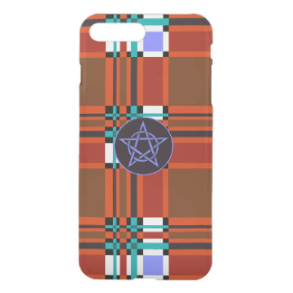 Plaid Abstract 10 iPhone 7 Plus Case