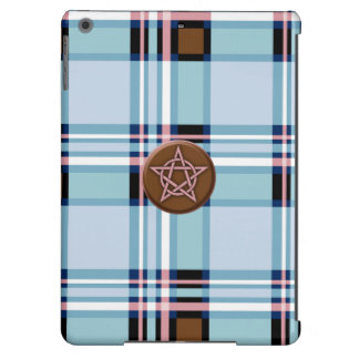 Plaid Abstract 11 iPad Air Covers