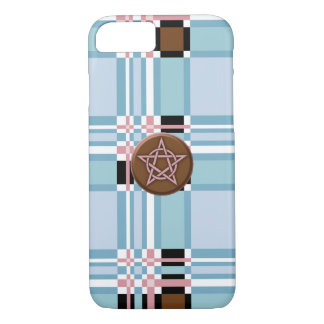 Plaid Abstract 11 iPhone 7 Case
