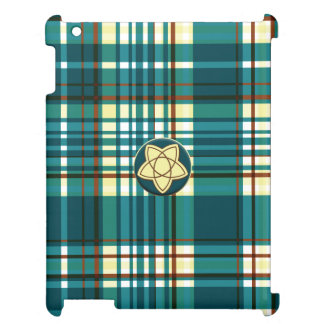 Plaid Abstract 12 Case For The iPad