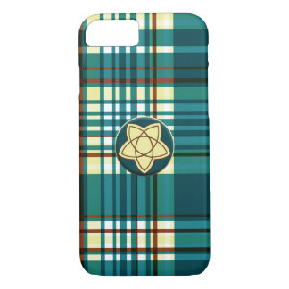Plaid Abstract 12 iPhone 7 Case