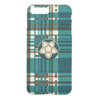 Plaid Abstract 12 iPhone 7 Plus Case
