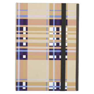 Plaid Abstract 13 Case For iPad Air