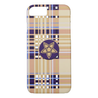 Plaid Abstract 13 iPhone 7 Case