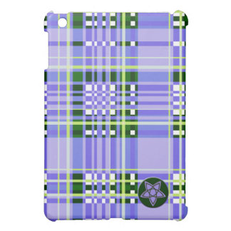Plaid Abstract 14 Cover For The iPad Mini
